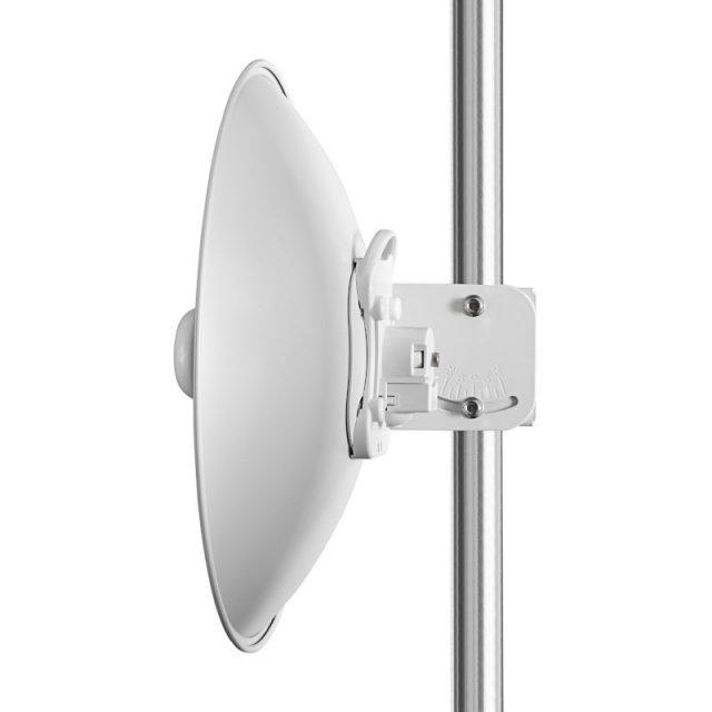 Cambium ePMP Force 200AR5-25 5GHz Radio and High Gain Dish Antenna