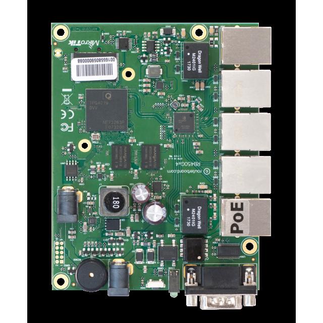 RB450Gx4-BOX Kart + Adaptor + Kutu