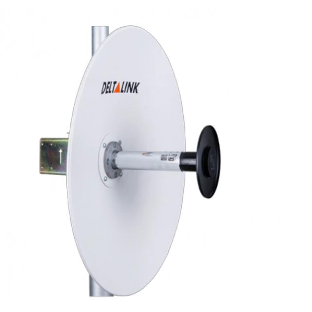 ANT-5527N - Dual Polarity Parabolic Dish Anten 4.8-6.1Ghz 27Dbi