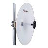 DL-ANT-5531N DELTALINK ANT-5531N - DUAL POLARITY PARABOLIC DISH - 4.8-6.1 GHZ -31 dBi
