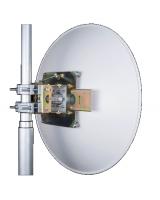 ANT-5531N - Dual Polarity Parabolic Dish Anten 4.8-6.1Ghz 31Dbi