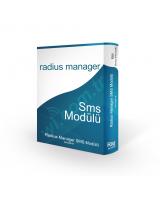 Radius Manager SMS Modülü