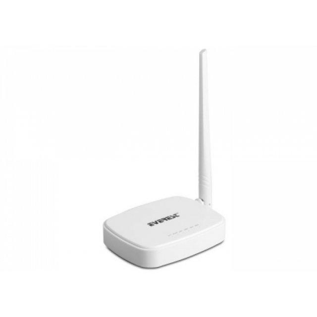 Everest EWN-155 Repeater+Access Point+Bridge 150Mbps Kablosuz Home Router