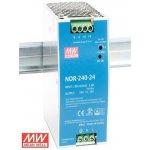 Mean Well NDR-240-24 24V Güç Kaynağı