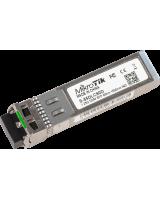 Mikrotik S-55DLC80D 80KM SFP Fiber Modül Single Mod