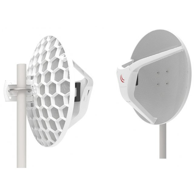 Mikrotik RBLHGG-60ad PTP wireless wire dish Set