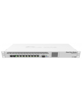 CCR1009-7G-1C-1S+ Cloud Core Router