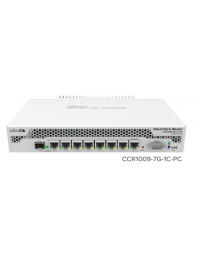 Mikrotik Router Board CCR1009-7G-1C-PC