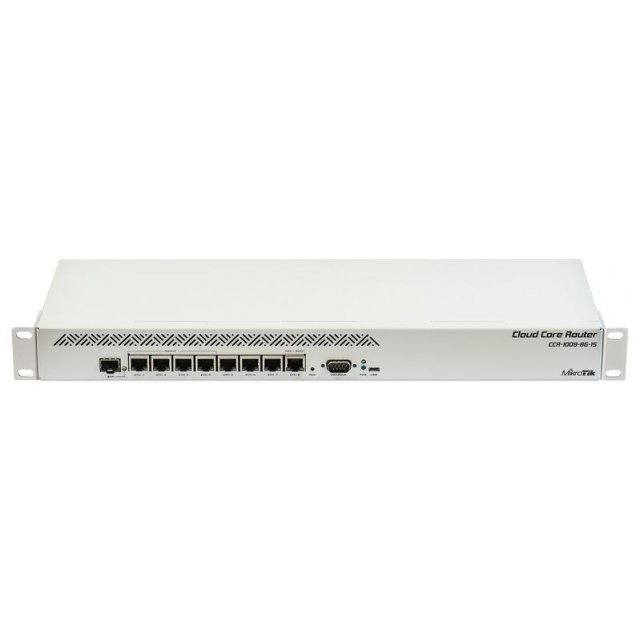 Mikrotik CloudCore CCR1009-8G-1S RouterBoard , Cloud Core Router