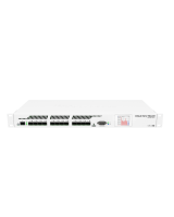 CCR1016-12S-1S+ 12xSFP , 1xSFP+ 10Gbit Cloud Core Router