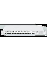 Mikrotik CCR1036-12G-4S CloudCore Profesyonel Router + Fiber Destekli