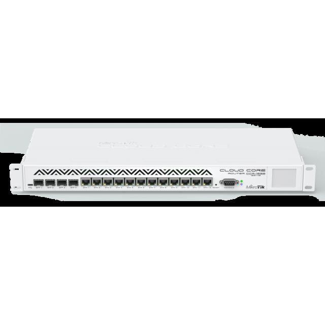 CCR1036-12G-4S  CloudCore Router + 4 Port SFP