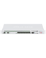 CCR1036-8G-2S+ Cloud Core Router