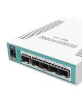 Cloud Router Switch CRS106-1C-5S Fiber Switch 6 Port SFP