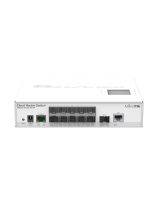 Cloud Router Switch CRS212-1G-10S-1S+IN