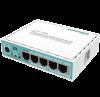 RB750Gr3 Mikrotik RB750Gr3 HEX 5xGigabit LAN, USB, L4, Router / Firewall / Hotspot