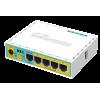 RB750UPr2 Mikrotik RB750P-UP r2 HEX POE LITE ,4x 10/100 LAN, 24V Passive Poe , L4
