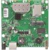 RB912UAG-2HPnD Mikrotik RB912UAG, 1xGbit LAN, USB, miniPCIe, 2.4Ghz 802.11b/g/n 2x2 Wifi, 2xMMCX conn, L4