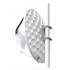 RBLHG-5HPnD-XL Mikrotik Lite LHG 5 HP, 5 Ghz 27dBi 6.4 Derece Dish Anten, 2x2 802.11an Wifi L3