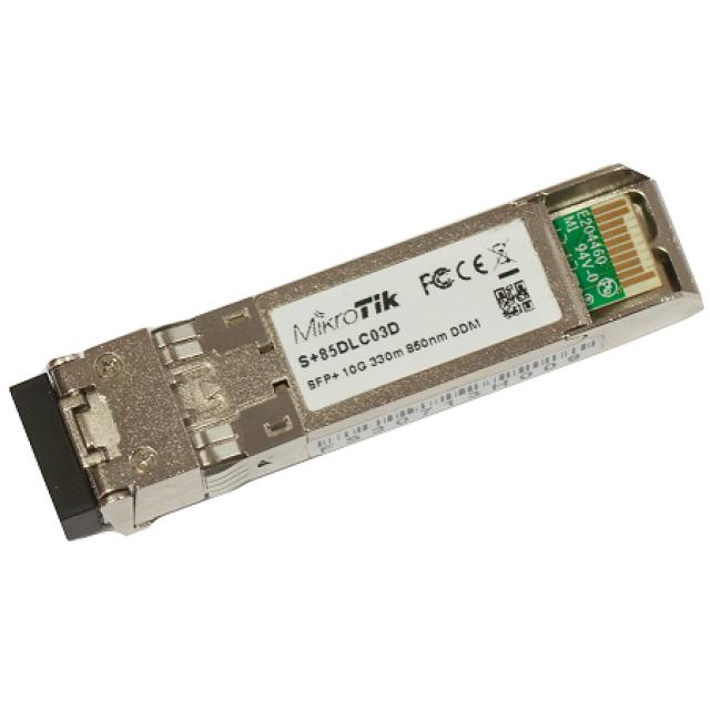S+85DLC03D  10GBIT MM SFP Modül 300 Metre
