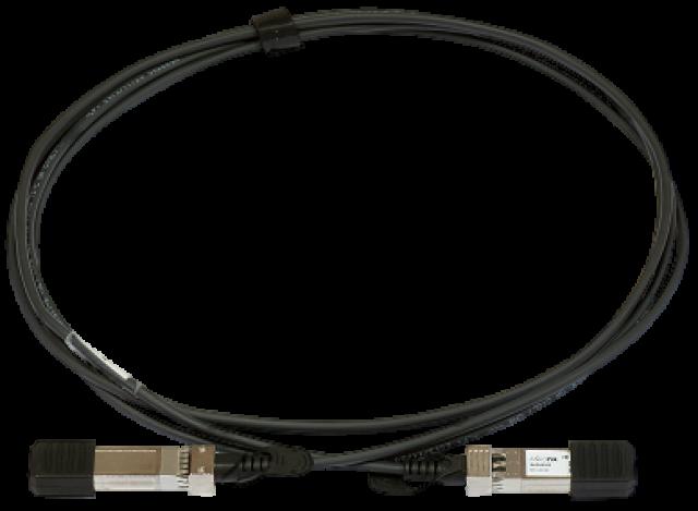 S+DA0001 SFP+ 1metre 10Gbit Patch/DAC Kablo   0C +70C  DAC