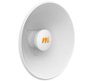 Mimosa-N5-X20 N5-X20 4.9-6.4 GHz Modular Twist-on Antenna, 250mm Dish for C5x only, 20 dBi gain