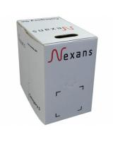 Nexans  NEX1611TFA Profesyonel Cat 6 - 23AWG - LZSH KABLO 305mt -0.58mm