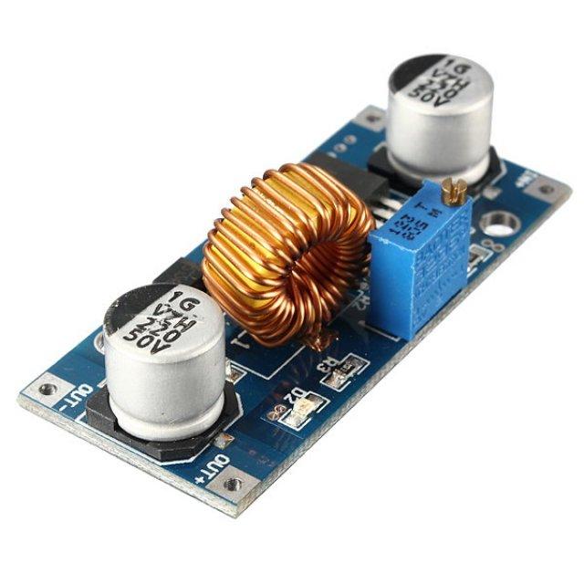 XL4015 Ayarlanabilir DC/DC Voltaj Regülatörü