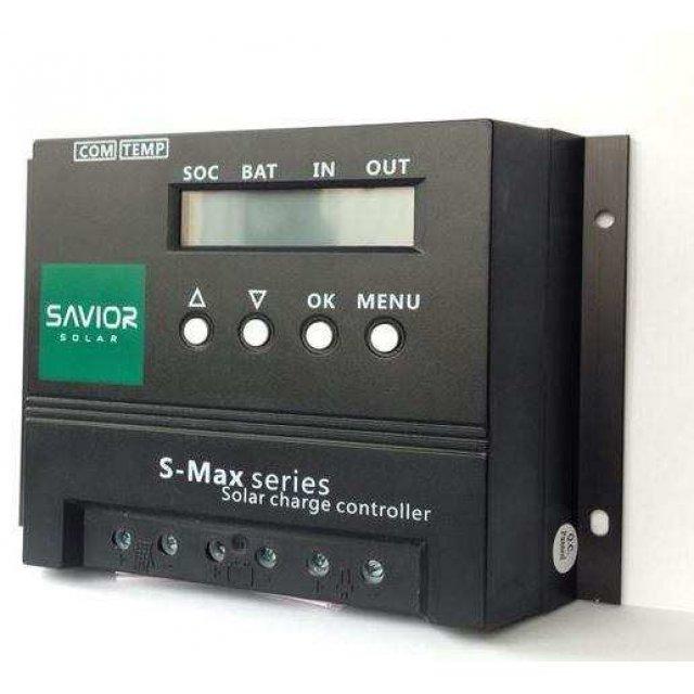 SOLAR CHARGER CONTROLLER 40A -12-24V