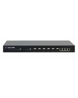 UBNT Ubiquiti EdgeSwitch ES-12-F  12 Adet SFP(Fiber )  , 4 Adet  Gigabit Eth Yönetilebilir Swich