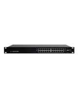 UBNT Ubiquiti EdgeSwitch ES-24-Lite 24 Port Gigabit - 2 SFP Yönetilebilir Layer 3 Switch