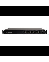 UBNT Ubiquiti EdgeSwitch ES-24-Lite 24 Port Gigabit - 2 SFP Yönetilebilir Layer 3 Switch