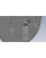 Rocket Dish 5Ghz 30 DBI 2x2 Mimo  Yüksek Performans PtP