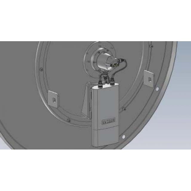 Rocket Dish 5Ghz 34 DBI 2x2 Mimo  Yüksek Performans PtP