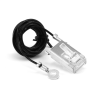 TC-GND Ubiquiti TOUGH Connectors Ground Metal Konnektör RJ-45 Topraklamalı 20 Adet Paket