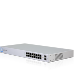 Unifi Managed PoE+ Gigabit Switch with SFP,US-16-150W