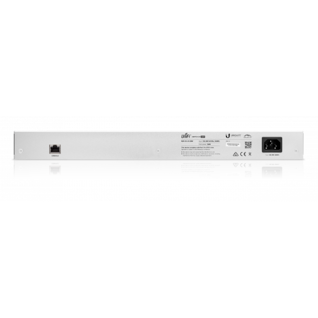 Unifi Managed Gigabit Switch with SFP,US-24-LITE