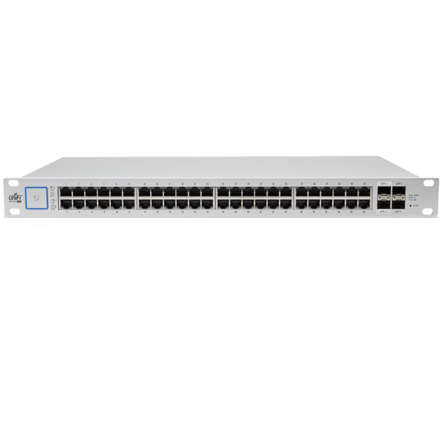 Unifi Managed PoE+ Gigabit Switch with SFP,US-48-500W