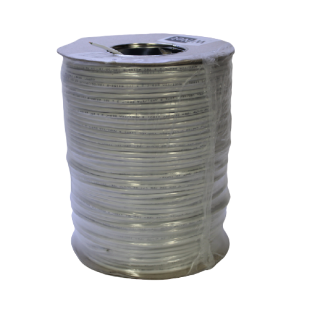 Winet  Dış Ortam PoliEtilen Beyaz CAT5 Kablo - 305Mt