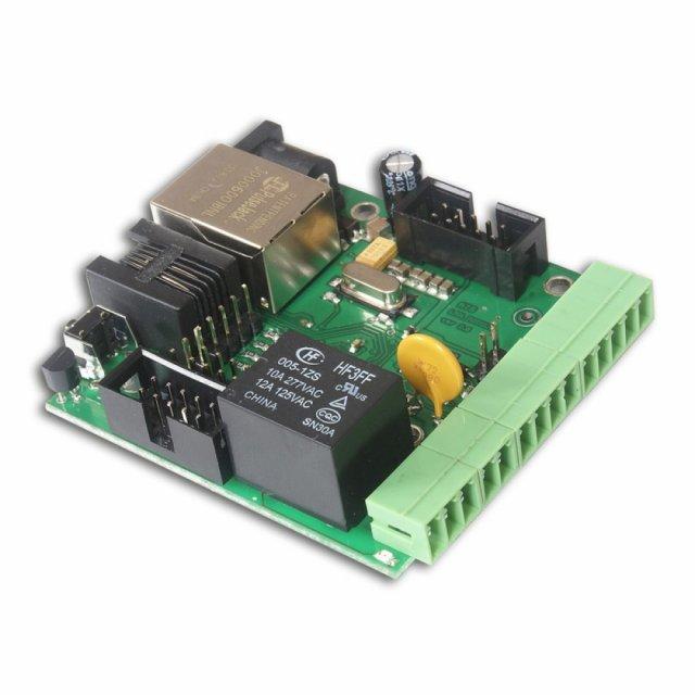 LAN-RÖLE KONTROL (lan relay control) ÜNİTESİ