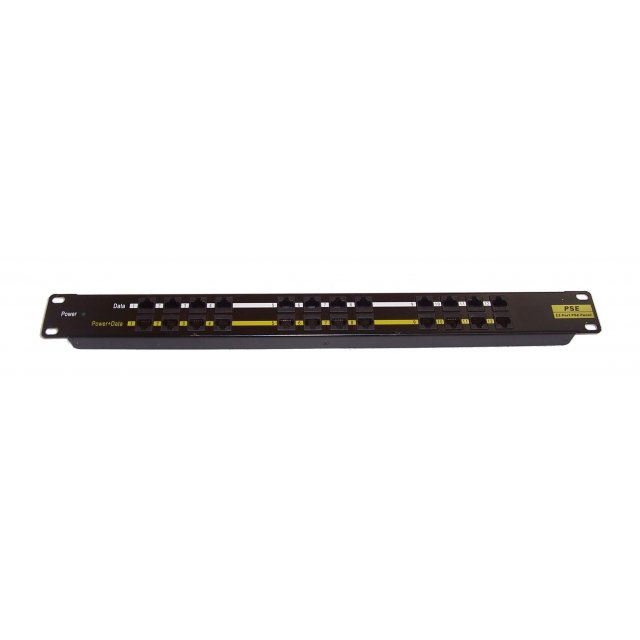 POE - 12 PORT Poe Injector (Poe Patch Panel ) 802.3AF /AT