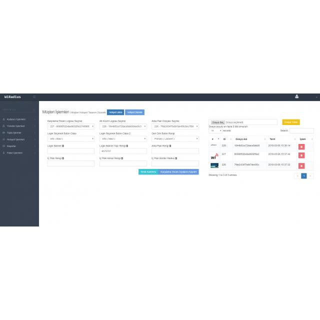 WiPoint Cloud Hotspot 50 Online Kullanıcı / Yıllık