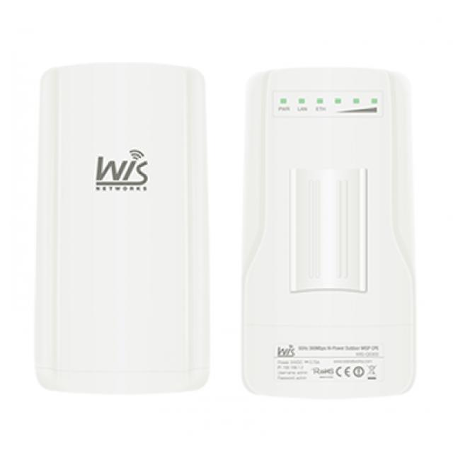 WisNetworks WIS-Q2300 2.4 GHZ 802.11b/g/n/ 300Mbps AP & Cpe