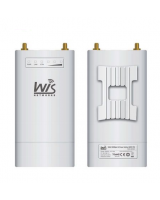 WisNetworks WIS-S5300 5.GHZ 2*2 MIMO Hi-Power outdoor wireless Baz İstasyonu
