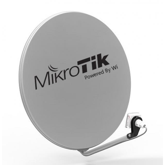 Mikrotik LDF 5 için 600mm Ofset Anteni,Ayak Dahil
