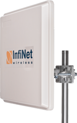 InfiLINK-2x2-Pro-R5000-Mmx InfiLINK-2x2-Pro-R5000-Mmx 300 Mbps 70 Km'ye Kadar Kablosuz Aktarıcı