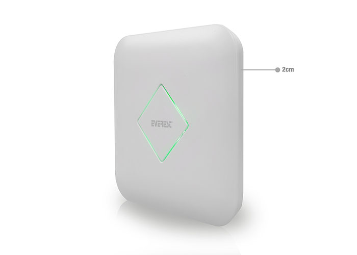 EVEREST-EWIFI-EAP-AC1200 EVEREST EWİFİ EAP-AC1200 1200 MBPS 11AC DUAL BAND TAVAN KABLOSUZ ROUTER ACCES POİNT