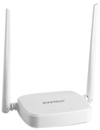 EVEREST-EWR-301 Everest EWR-301 Kablosuz-N WPS + WISP+WDS 300 Mbps Repeater+Access Point+Bridge Kablosuz Router
