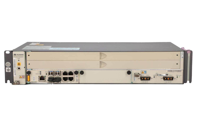 HW-MA5608T Huawei MA5608T OLT GPON 1x MCUD1 UPLINK 10G, MPWA (DC+DC)