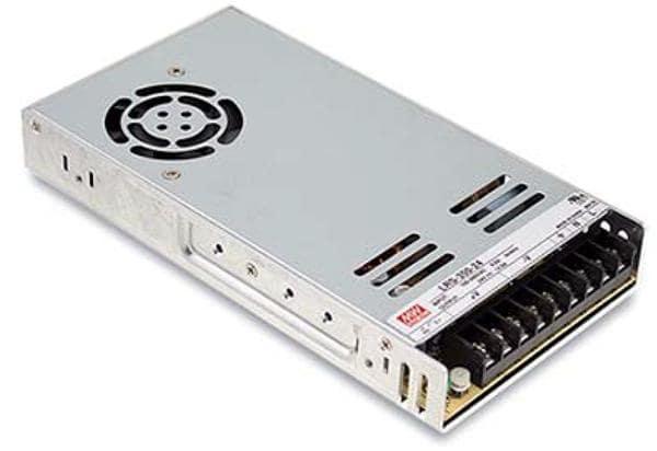 MW-LRS-200-48 MEANWELL 48V 200W 4.4A DC MONOFAZE METAL KASA